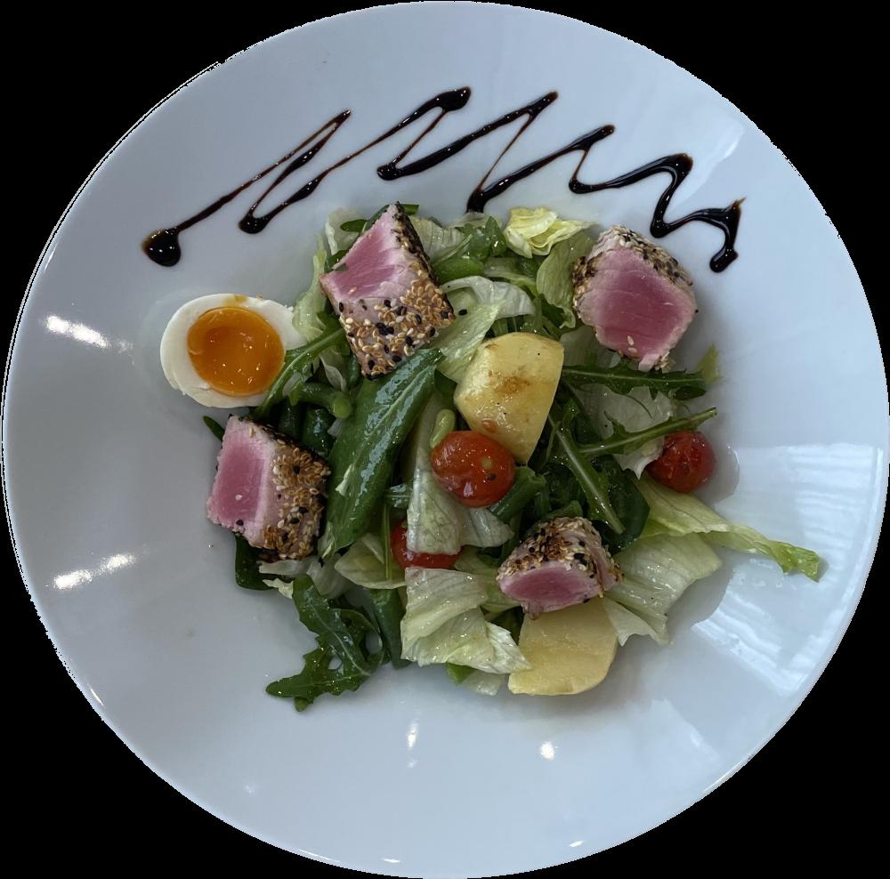 Нисуаз салат